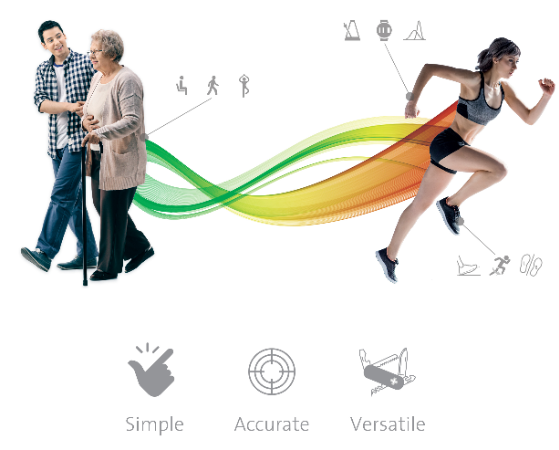 Gait Up mobile motion analysis